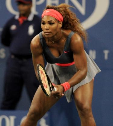 Серена Уильямс — Чемпион мира по теннису.