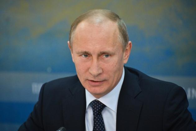Кремль: Путин проведет в Ялте заседание президиума Госсовета