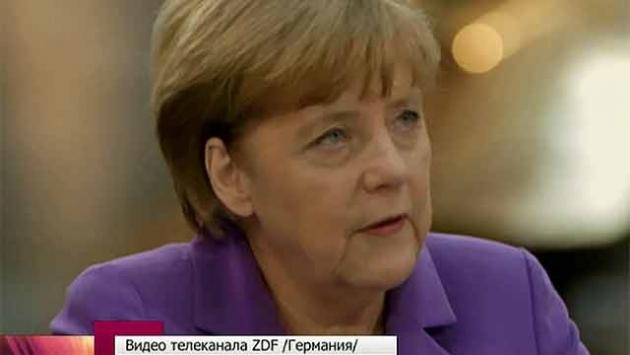 Меркель: проблема мигрантов для нас важнее Греции и стабильности евро