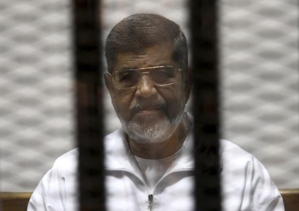 Мухаммед Мурси — экс-президент Египта.