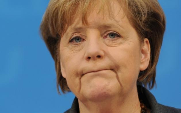 Ангела Меркель — Федеральный канцлер Германии.