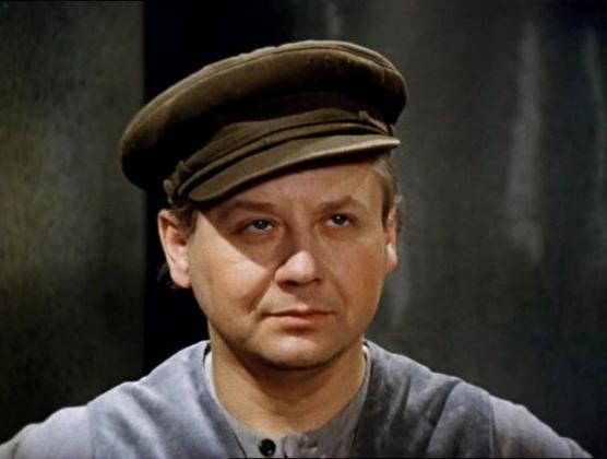 Олег Табаков. Кадр из к/ф «12 стульев», реж. М. Захаров, 1976г.