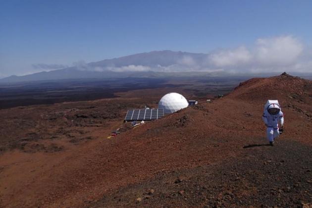 Эксперимент по имитации полета на Марс