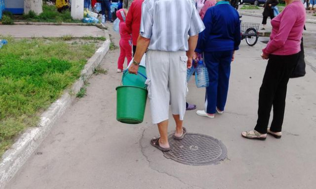 На Донбассе остановились четыре фильтровальные станции, без воды 8 городов