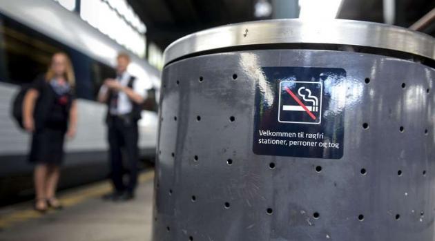 Запрет на курение.