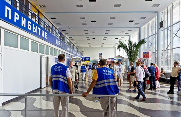 Аэропорт Симферополя ждет серьезная реконструкция