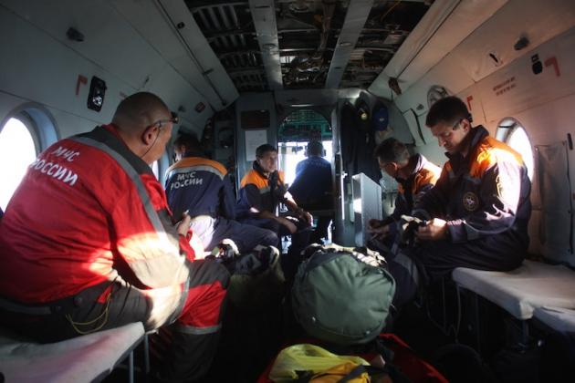 Турист из Омска получил тяжелые травмы на Алтае