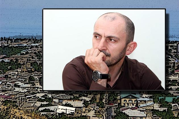 Маирбек Агаев.