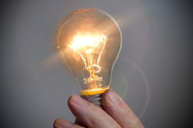 Электрическая лампа.