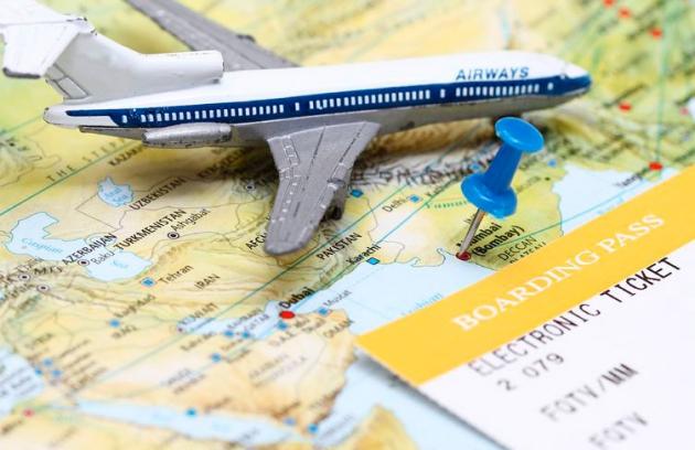 На авиабилеты у туристов уходит до 70% от стоимости турпоездки