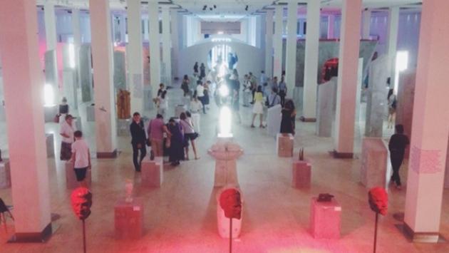 Оценка ущерба, причинённого выставке скульптур в Манеже, может занять месяц
