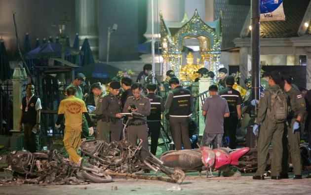 Число жертв теракта в Бангкоке возросло до 20 человек