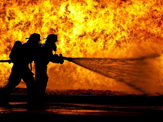 Армию США впервые за 10 лет мобилизуют для тушения пожаров