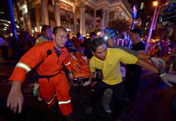 Число жертв взрыва в Бангкоке увеличилось до 22 человек