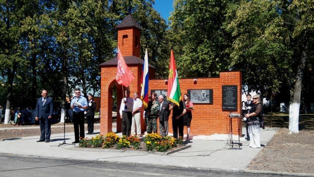 Памятник «Жиздринские Хатыни».