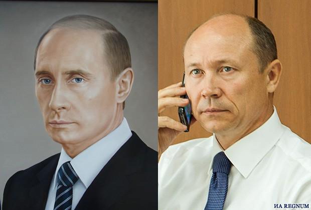 Президент России Владимир Путин и премьер-министр Молдавии Валерий Стрелец. Коллаж: ИА REGNUM