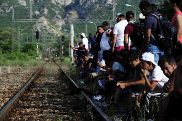 ЕС возвращает нелегалов Болгарии.