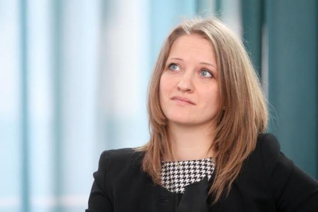 Екатерина Рояка, фото delfi.lt