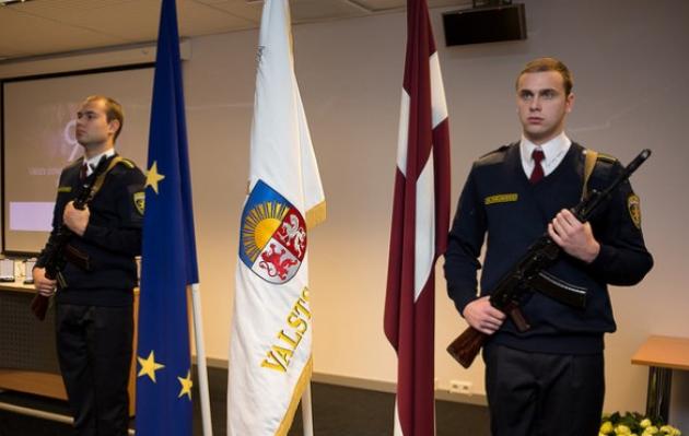 Латвийская Полиция безопасности.