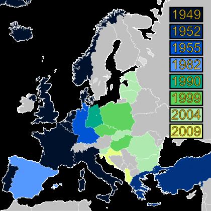 Расширение НАТО на Восток.
