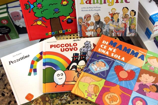 Мэр Венеции объявил запрет на детские книги про однополые семьи