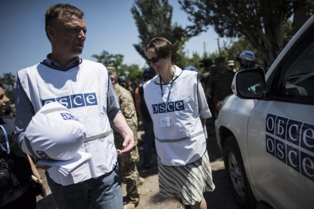 В ОБСЕ обнародовали заключение по обстрелу Мариуполя