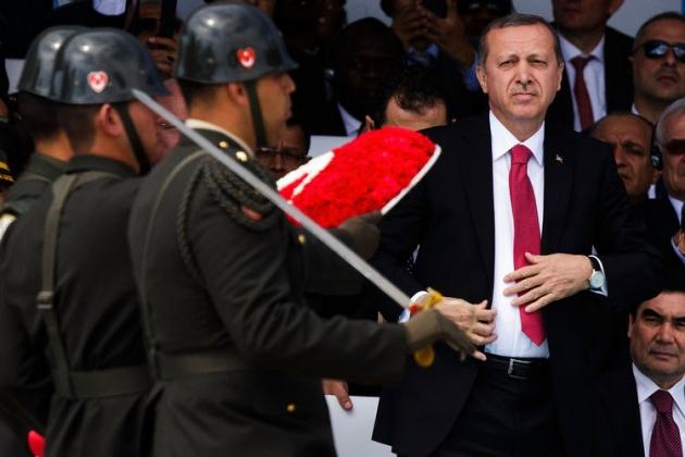 Эрдоган может переиграть самого себя