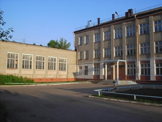 Школа в Иваново.