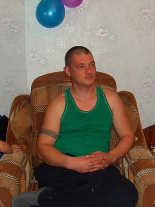 Лудин Олег Александрович, фото из соцсетей