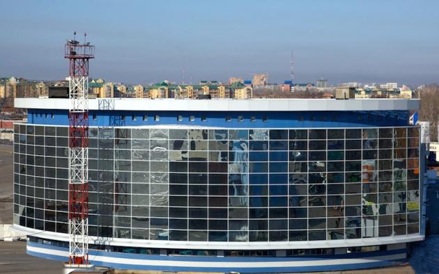 Иркутский аэропорт. Фото: iktport.ru