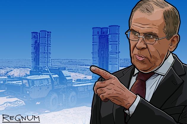 Лавров: «Американские санкции нас не касаются»
