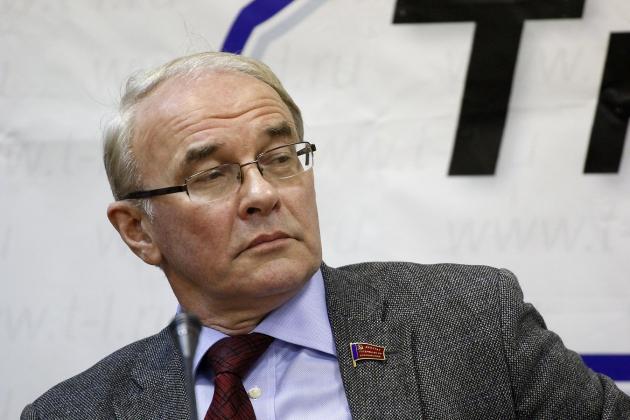 Вячеслав Тетёкин.