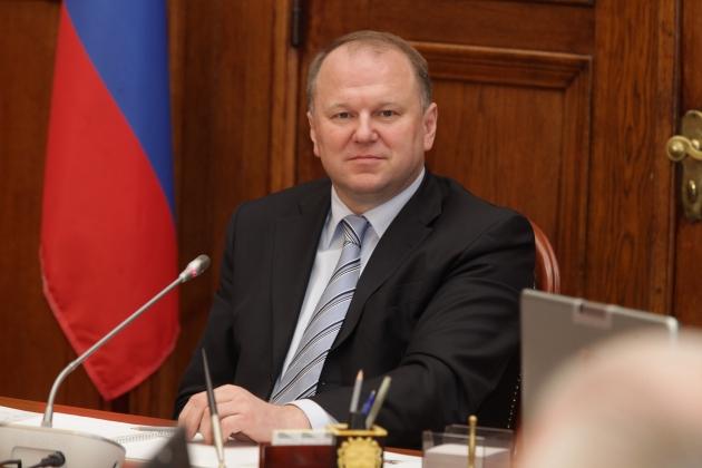 Глава Калининградской области Николай Цуканов