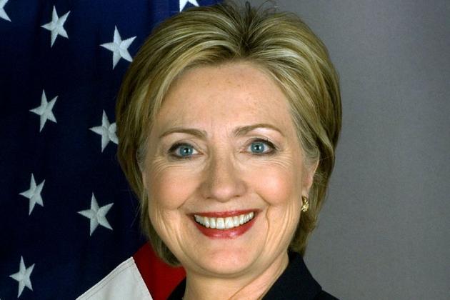 Хиллари Клинтон— экс гос секретарь  США.