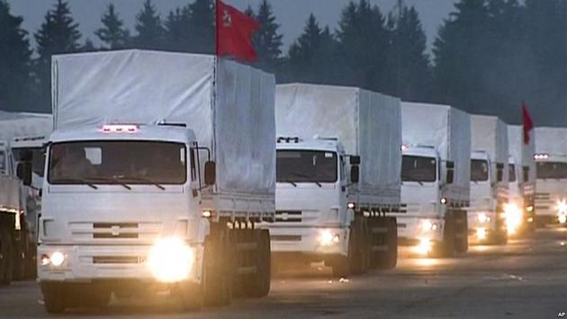 МЧС России отправит в Донбасс 36-ю колонну с гуманитарной помощью