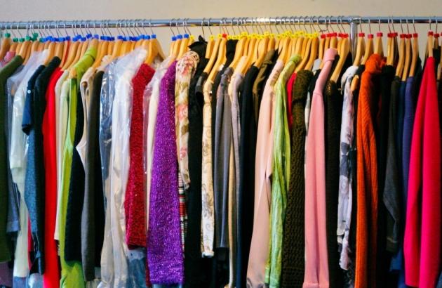 Одежда.