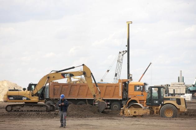 Аэровокзал «Южный» под Ростовом хотят построить на два месяца раньше