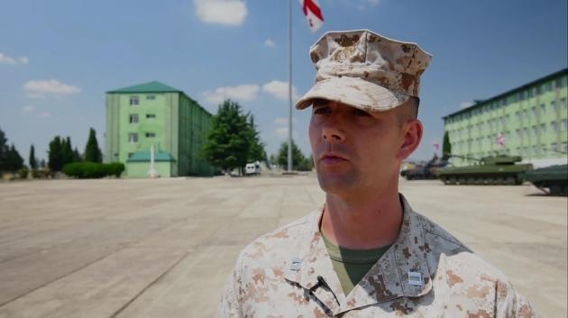 НАТО в Грузии.