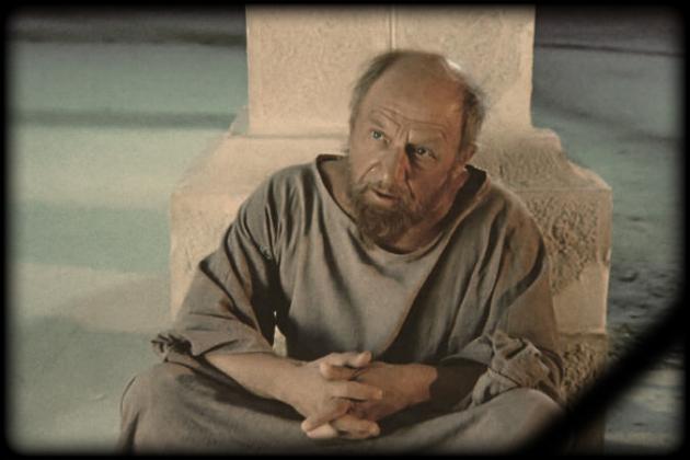 Лев Дуров. Цитата из х/ф «Мастер и Маргарита» (реж. В. Бортко, 2005)
