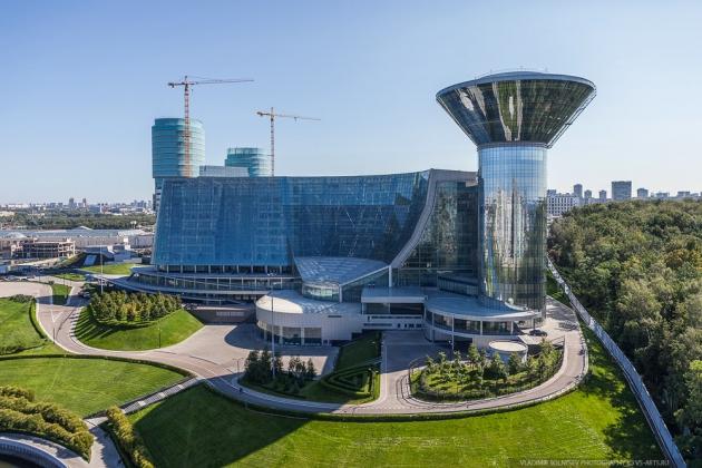 Дом правительства Московской области. Фото mfpp.ru