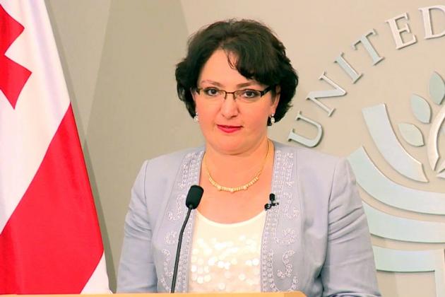 Министр обороны Грузии встретилась с Аврил Хейнс