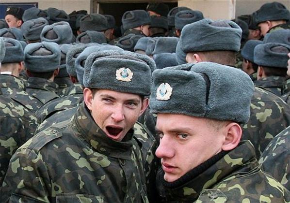 На Украине в дезертирстве обвиняют 1,4 тысячи сотрудников СБУ