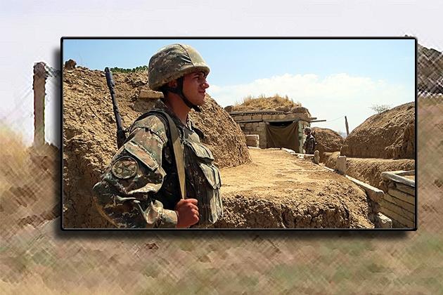 Армия обороны НКР повышает уровень боеготовности