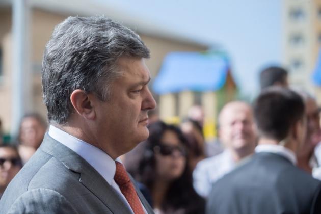 Порошенко: Цель встречи в Берлине— формирование жесткой коалиции против РФ