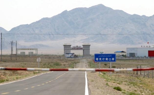 Китайско-монгольская граница. Фото: panoramio.com