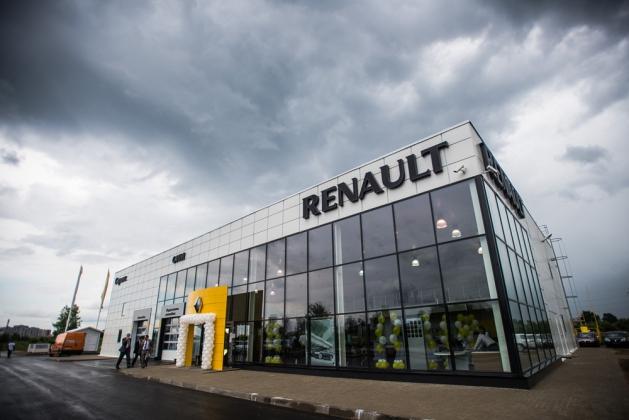 Renault подняла цены.