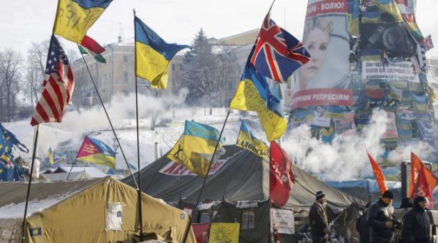 «У Запада нет средств и  интереса финансировать перестройку Украины»