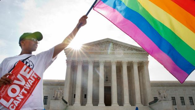 В США перестали регистрировать браки.