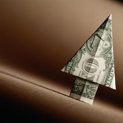 Доллар взлетел.