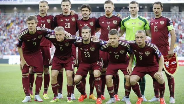 Назван состав сборной России на отборочные матчи ЧЕ-2016